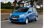10/2014 Fahrbericht Suzuki Celerio