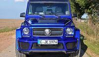 10/2014 German Special Customs Mercedes G-Klasse