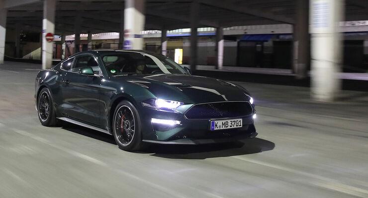 Ford Mustang Bullitt 2018 Fahrbericht Infos Daten Preis Auto