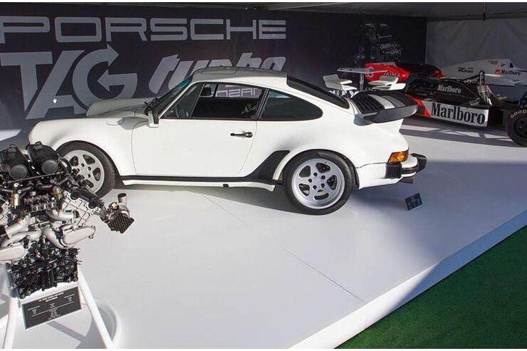 10/2018, Lanzante Porsche 930 mit Formel-1-Motor