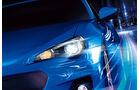 11/2011 Subaru BRZ, Scheinwerfer