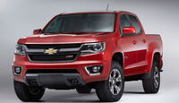 11/2013 Chevrolet Colorado L.A. Auto Show 2013.