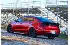 11/2013, Chrysler Mopar auf der Sema 2013. Dodge Dart