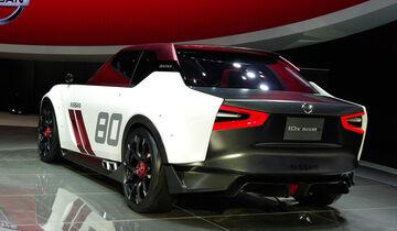 11/2013 Nissan Idx Nismo