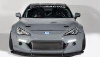 11/2013, Scion auf der Sema, Greddy Racing FRS