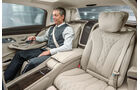 11/2014, Mercedes-Maybach S600