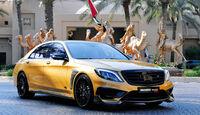 "11/2015 BRABUS ROCKET 900 ""DESERT GOLD"" Edition"