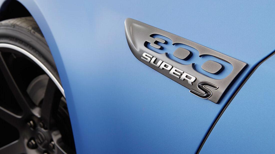 11/2015 Mopar auf der Sema Chrysler 300 S