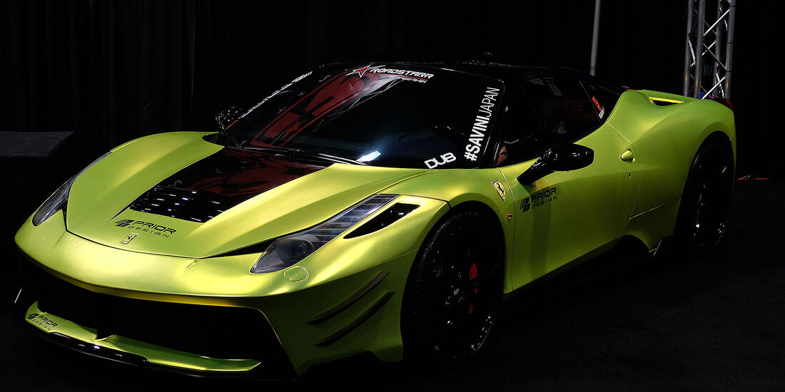 11/2016 Tuning Los Angeles Auto Show 2089