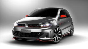 11/2016, VW Gol GT Concept Sao Paulo Autoshow