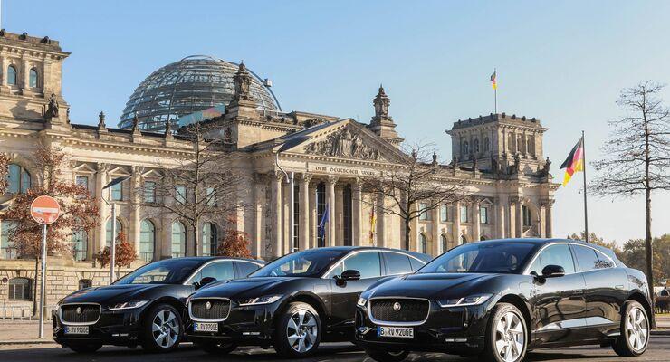 11/2018, Jaguar I-Pace Berlin