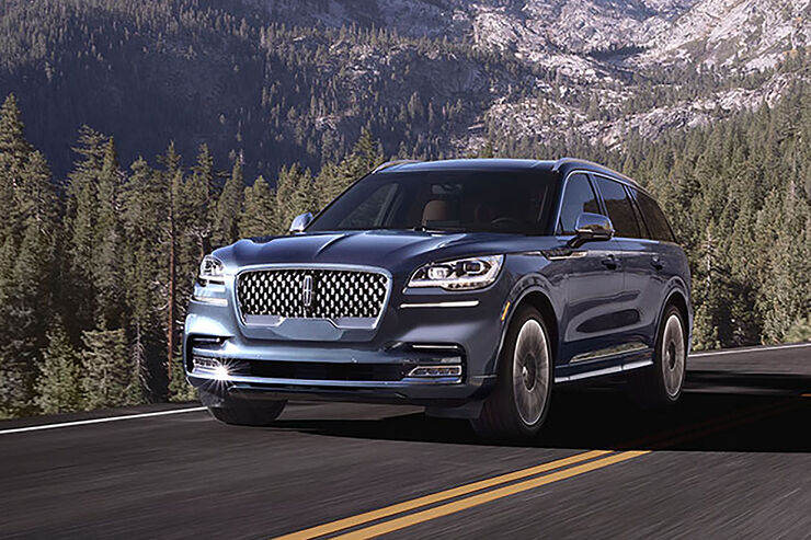 lincoln aviator 2019 noch mehr luxus f r die. Black Bedroom Furniture Sets. Home Design Ideas