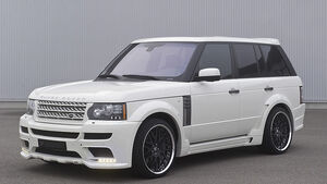 12/2011 Hamann Range Rover 5.0i Supercharged