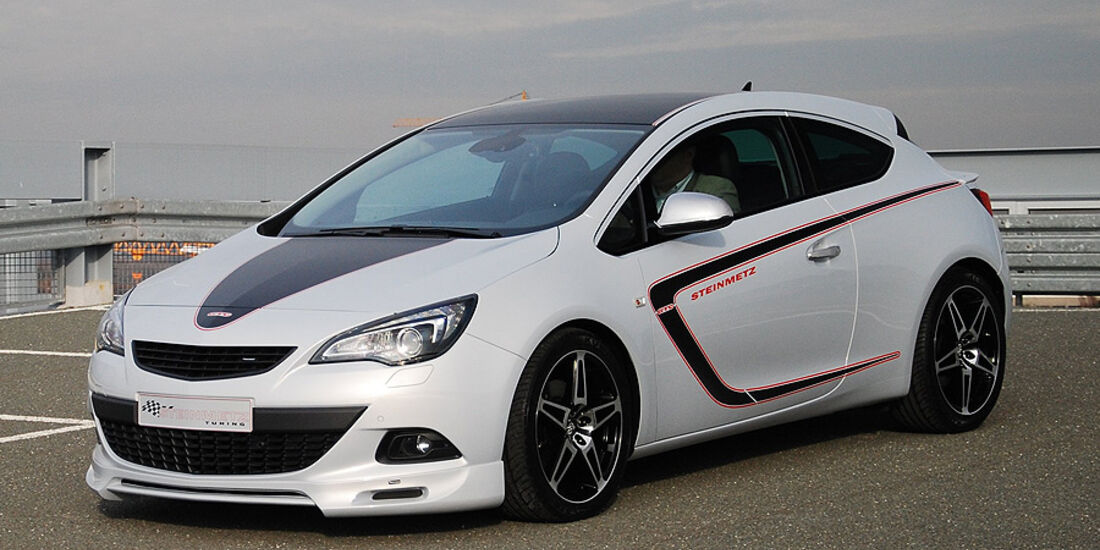 12/2011 Steinmetz Opel Astra GTC