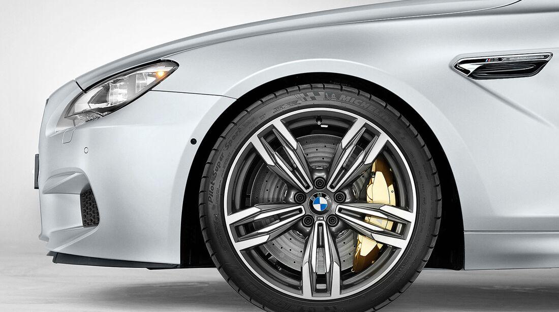 12/2012 BMW M6 Gran Coupé, Rad, Felge