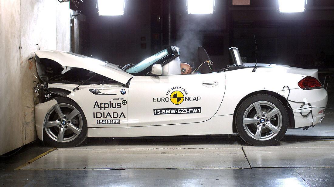12/2015 EuroNCAP BMW Z4