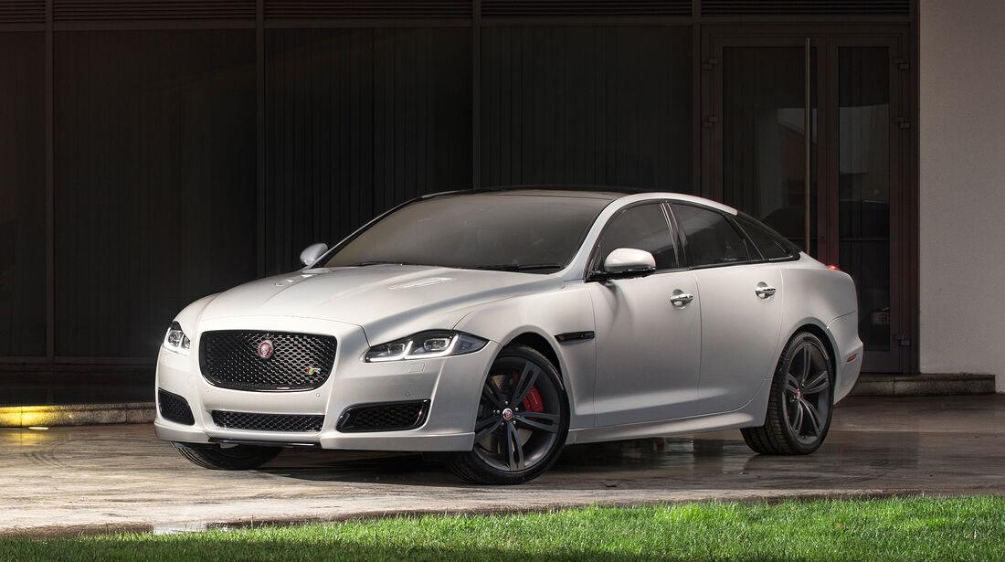 12/2015 Jaguar XJ Fahrbericht Jaguar XJR