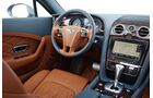 1210, Bentley Continental GT, Innenraum, Armaturenbrett