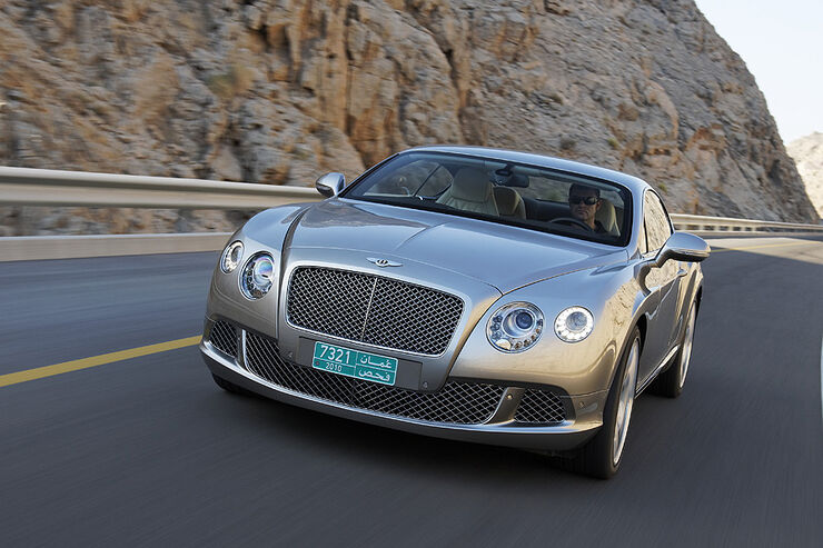 1210, Bentley Continental GT