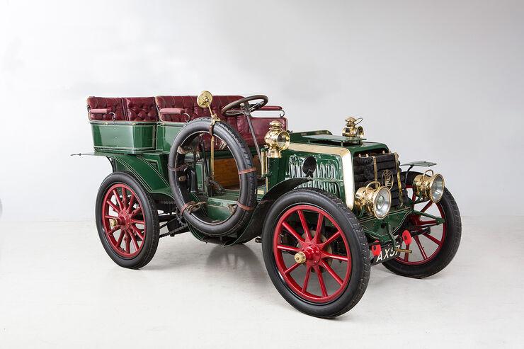 1902er Panhard-Levassor Type B1 12hp