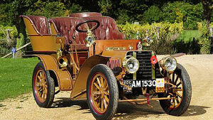 1903 Sunbeam 10/12hp