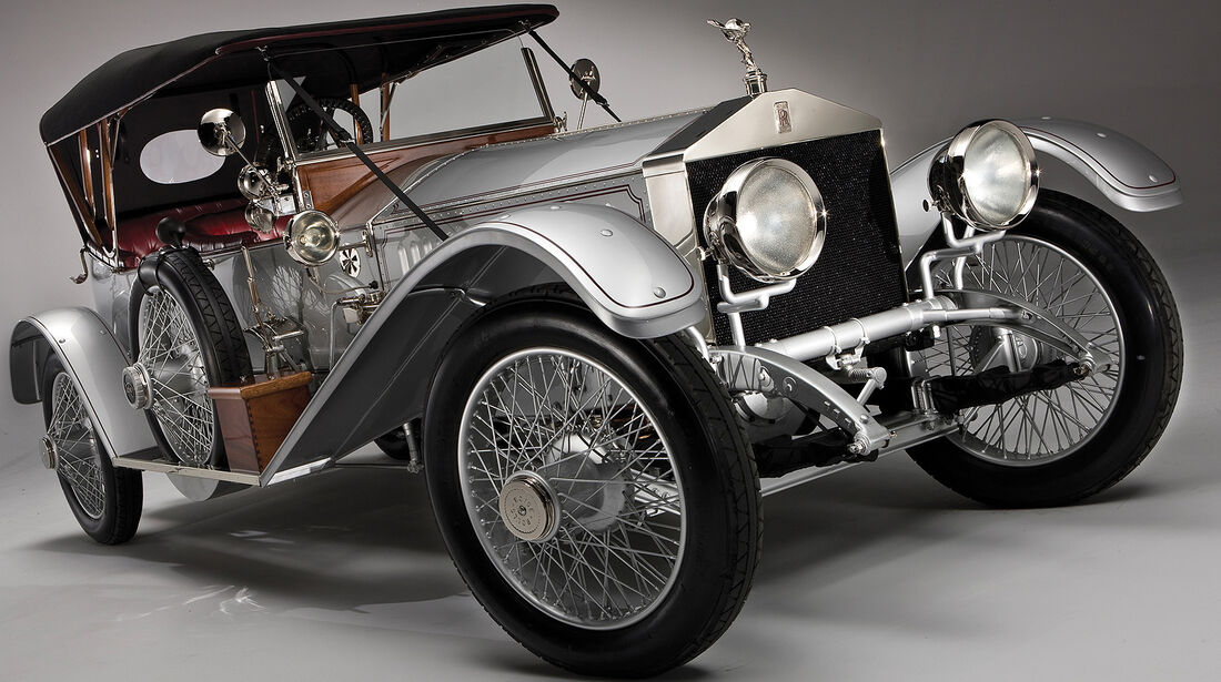 1915er Rolls-Royce 40/50 PS Silver Ghost