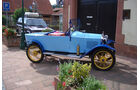 1919er Peugeot Quadrillette