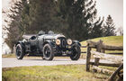 "1928 Bentley 4 1/2-Litre Le Mans Sports ""The Bobtail"" by Vanden Plas"