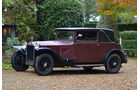 1928er Lancia Lambda 8th-Series Coupe