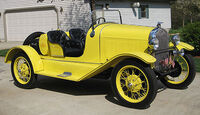 1929er Ford Model A Speedster