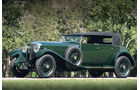1931er Bentley 8-Litre Open Tourer