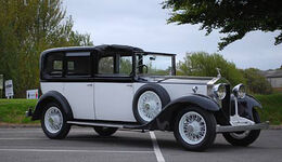 1933 Rolls-Royce 20/25hp Sedanca