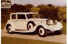 1934er Hispano Suiza K6 30CV Carosserie Vanvooren
