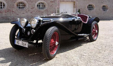 1934er Riley Imp