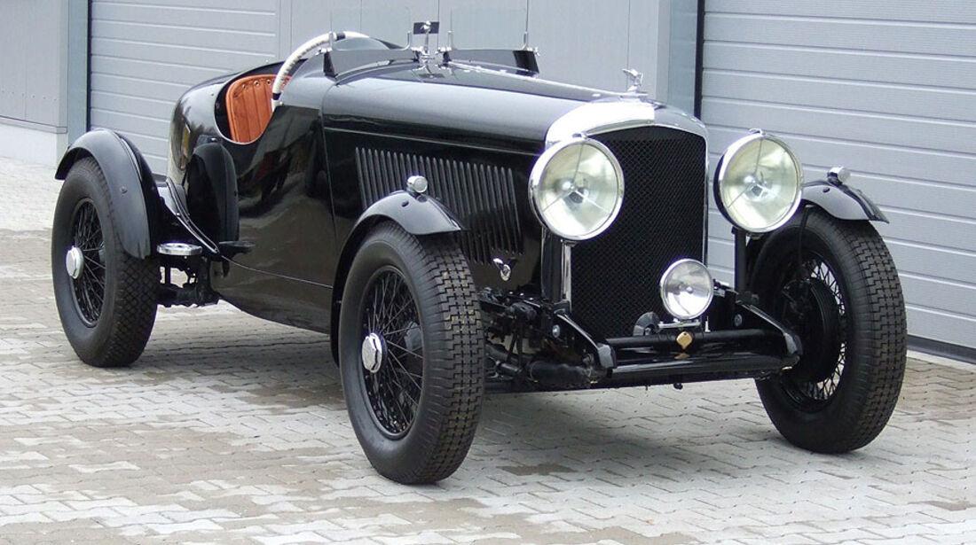 1935 Bentley 3 ½ Liter Sport