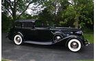 1937er Packard Twelve All-Weather Town Car