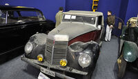 1947 Armstrong-Siddeley Hurricane 16 HP Cabriolet