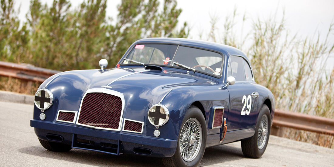 1950er Aston Martin DB2 Coupe