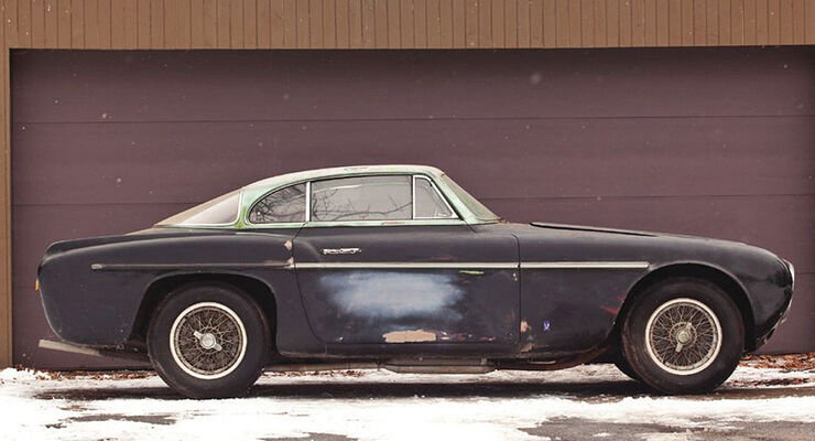 1953 Ferrari 212 Inter Coupé