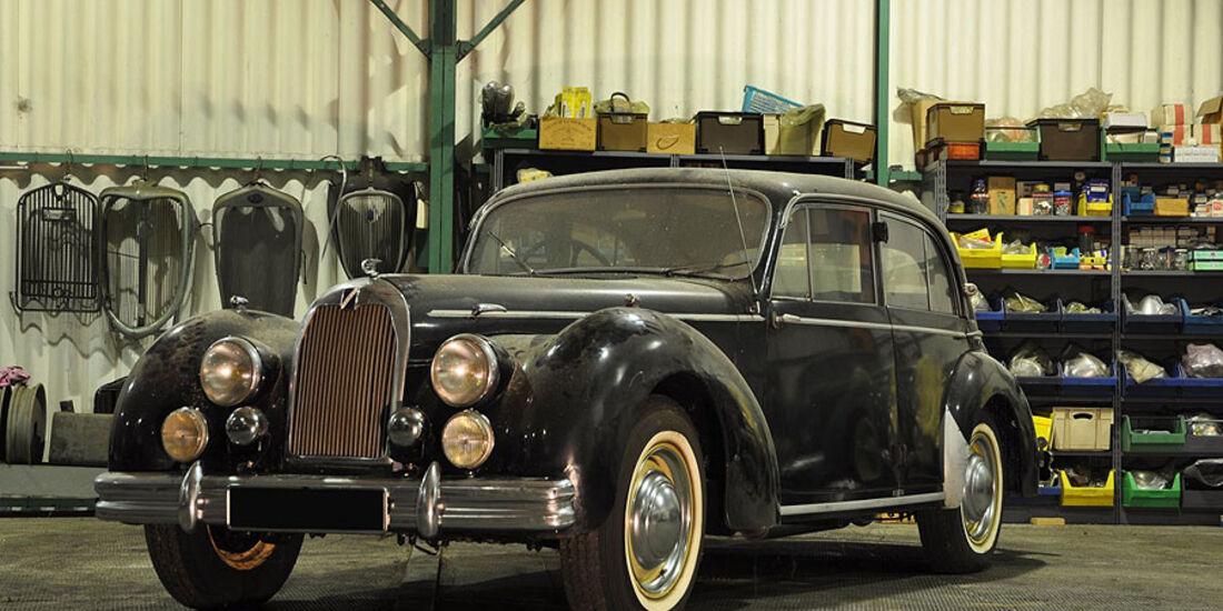 1953 Talbot T15 Lago Baby Berline