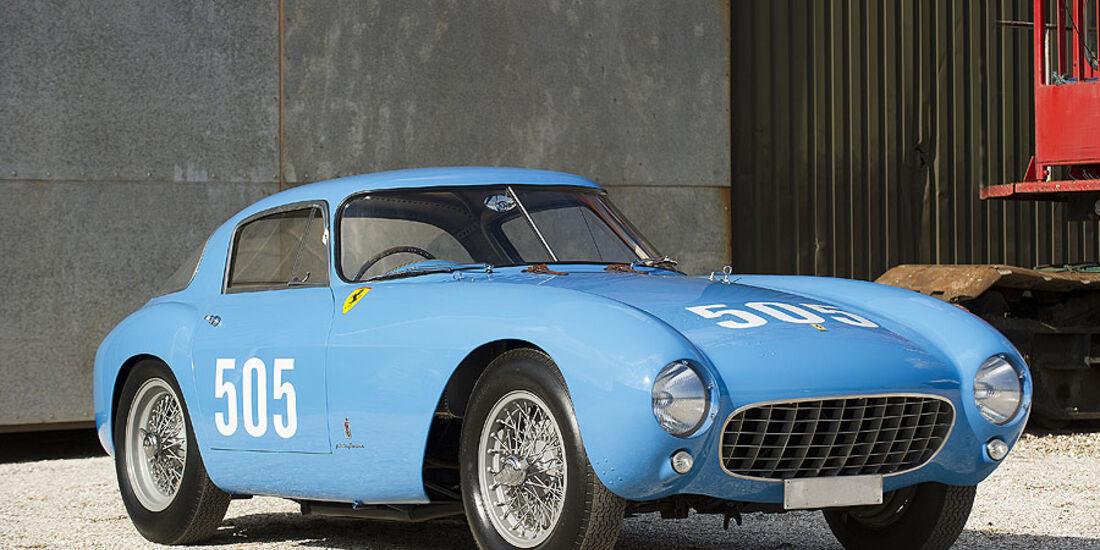 1954er Ferrari 500 Mondial Berlinetta