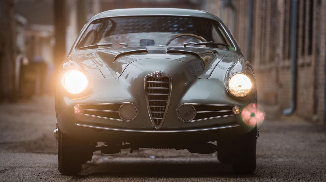 1955 Alfa Romeo 1900C SS Coupé Zagato
