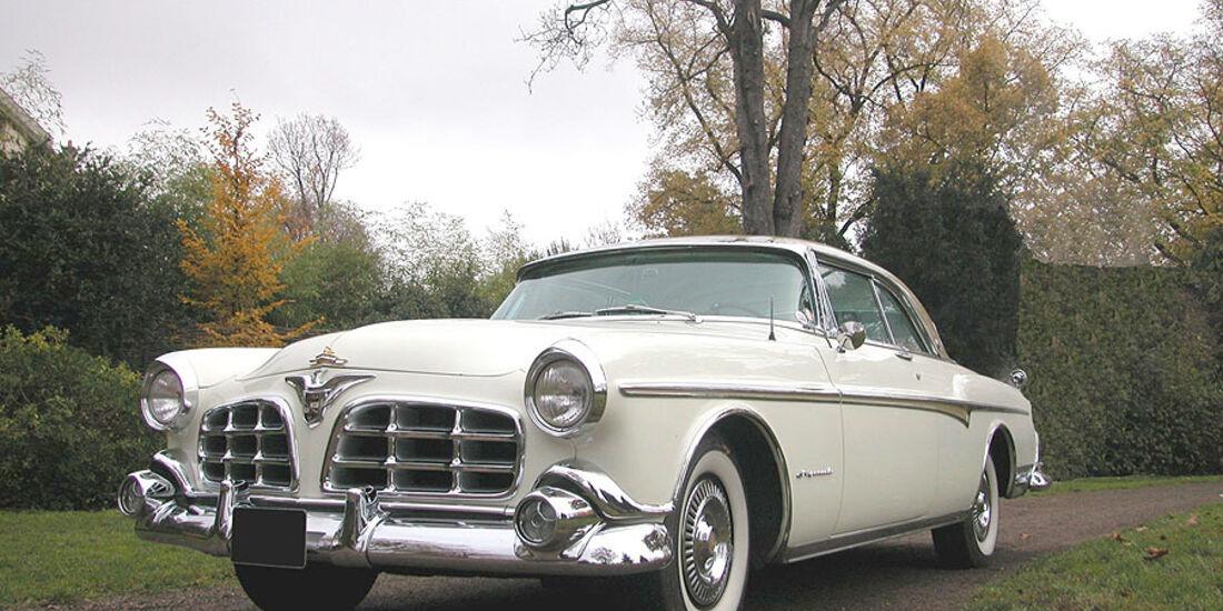 1955 Imperial Coupé Hardtop Newport C 69
