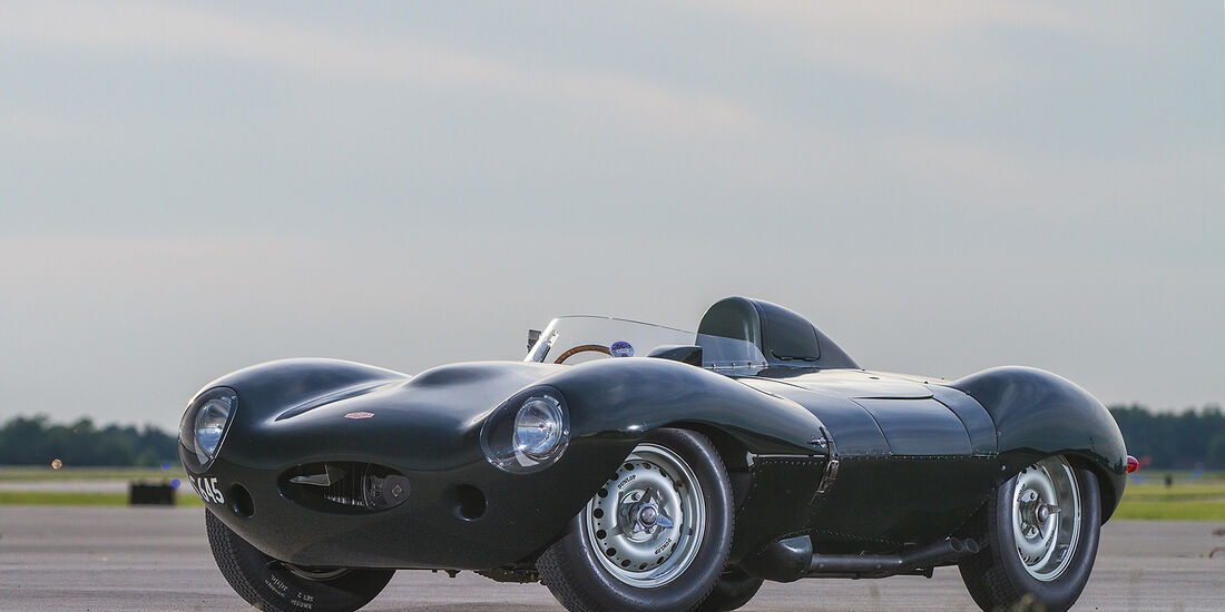 1955er Jaguar D-Type
