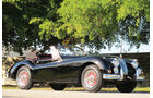1955er Jaguar XK140 MC Drophead Coupe