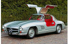1955er Mercedes-Benz 300SL 'Gullwing' Coupe