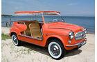 1959 Fiat 600 Jolly Beach Car - Frontansicht