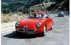 1960-1962 Alfa Romeo Giulietta SZ