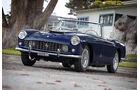 1960er Ferrari 250 GT Cabriolet der zweiten Serie mit einer Karosserie von Pinin Farina.