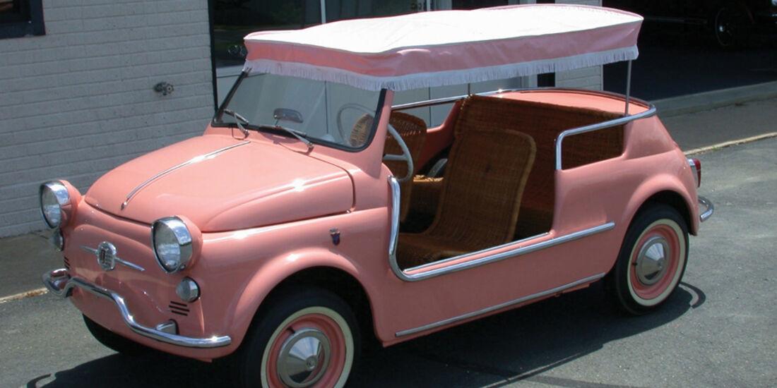 1960er Fiat 500 Jolly